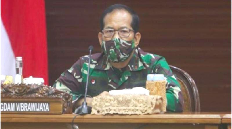 Photo of Tegur Walikota Surabaya, Pangdam: Stop Drama!