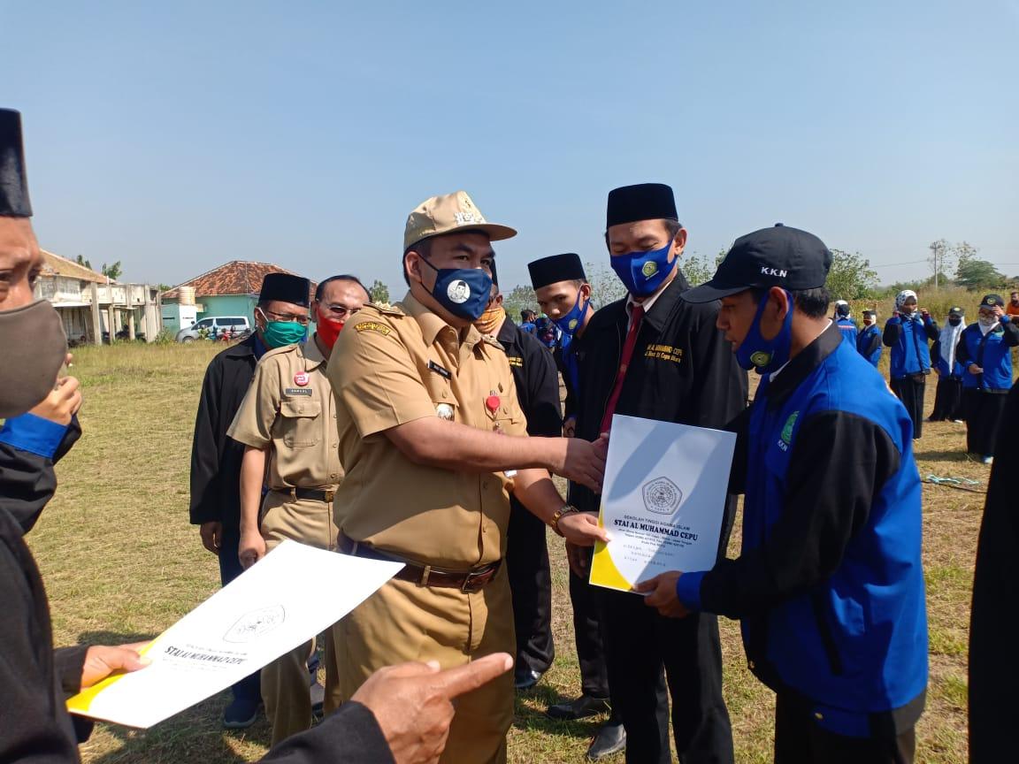 Photo of Tingkatkan Mutu Pendidikan, Pemkab Blora Dukung STAI Al -Muhammad Jadi Institut