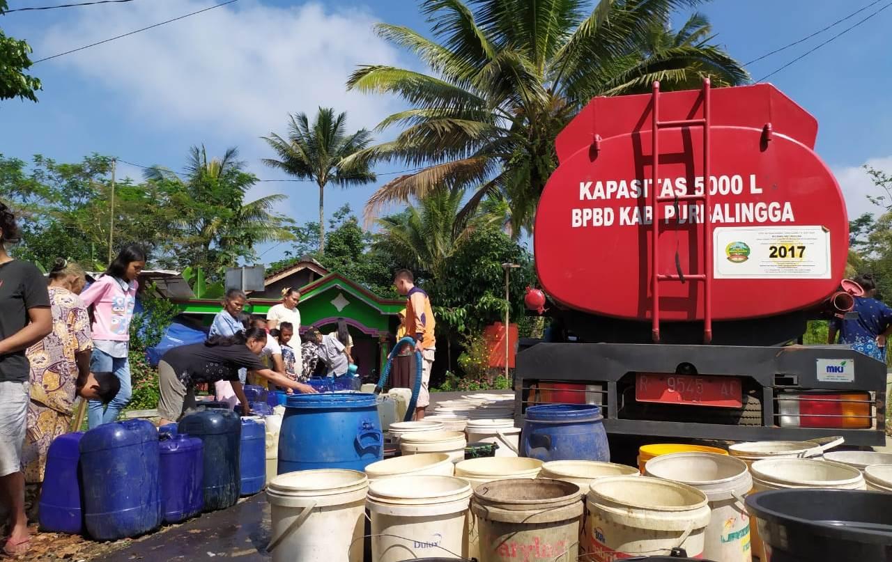Photo of Bencana Kekeringan Mengancam, BPBD Imbau Masyarakat Hemat Air