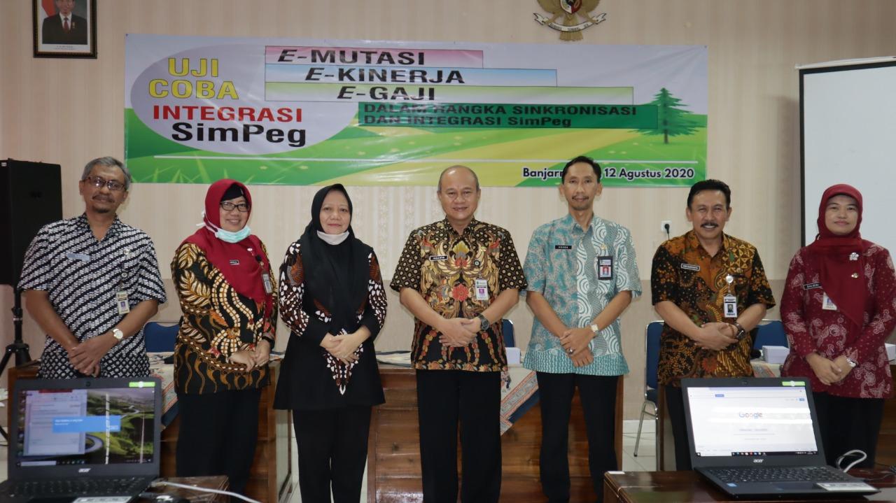 Photo of BKD Banjarnegara Inisiasi Keterpaduan Data Kepegawaian Melalui Simpeg