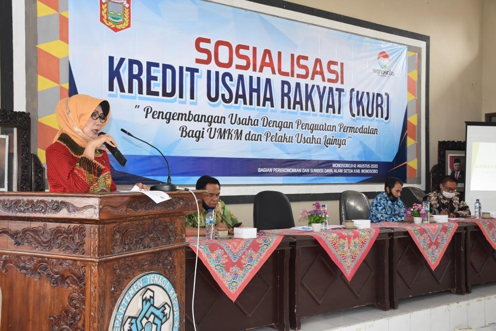 Photo of Hingga Juli 2020, Pemkab Wonosobo Catat Realisasi KUR Rp 250,47 Miliar