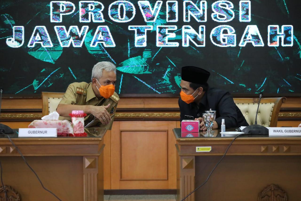 Photo of Tangani Kasus Covid-19, Gubernur Gandeng Pihak Swasta