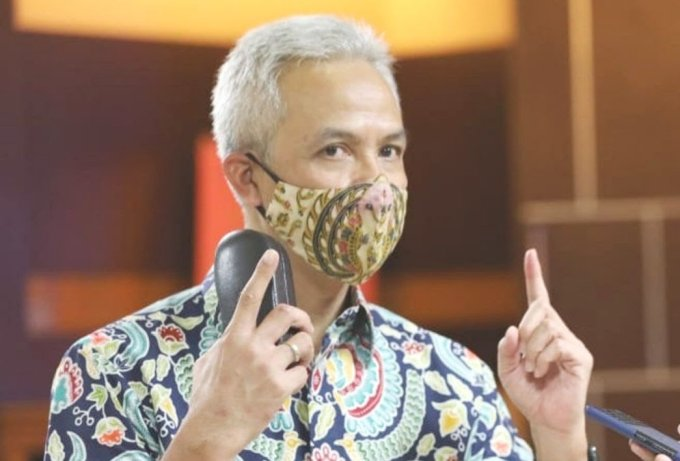Photo of Sepakat dengan Mahfud MD, Ganjar akan Pidanakan Inisiator Konser Dangdut di Tegal