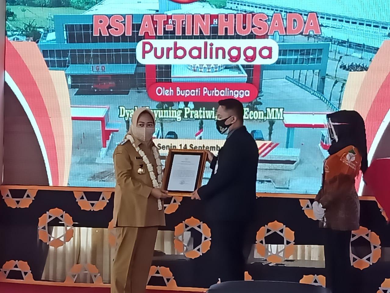 Photo of RSI At-Tin Hadir Di Purbalingga