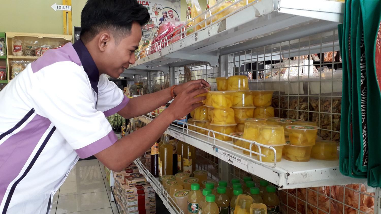 Photo of Produk Unggulan Carica, Hantarkan Wonosobo Raih Penghargaan Tingkat Nasional Natamukti