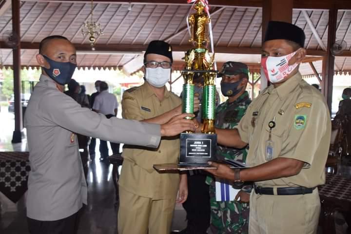 Photo of Desa Pesawahan Juara 1 Jawa Tengah Kampung Siaga Candi