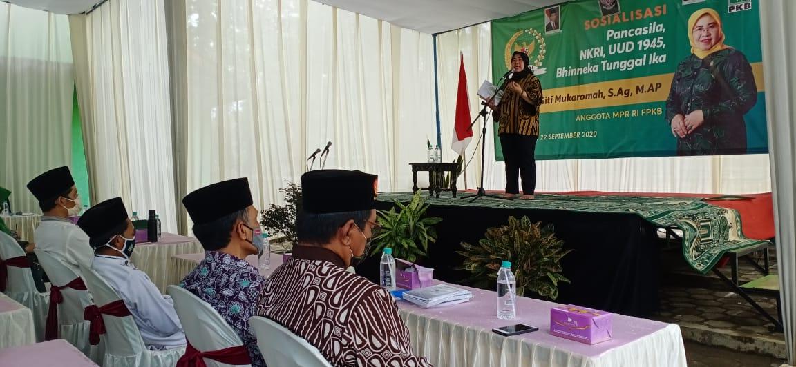 Photo of Anggota DPR RI Siti Mukaromah : Menjunjung Tinggi Nilai Perbedaan Beragama Sudah Final
