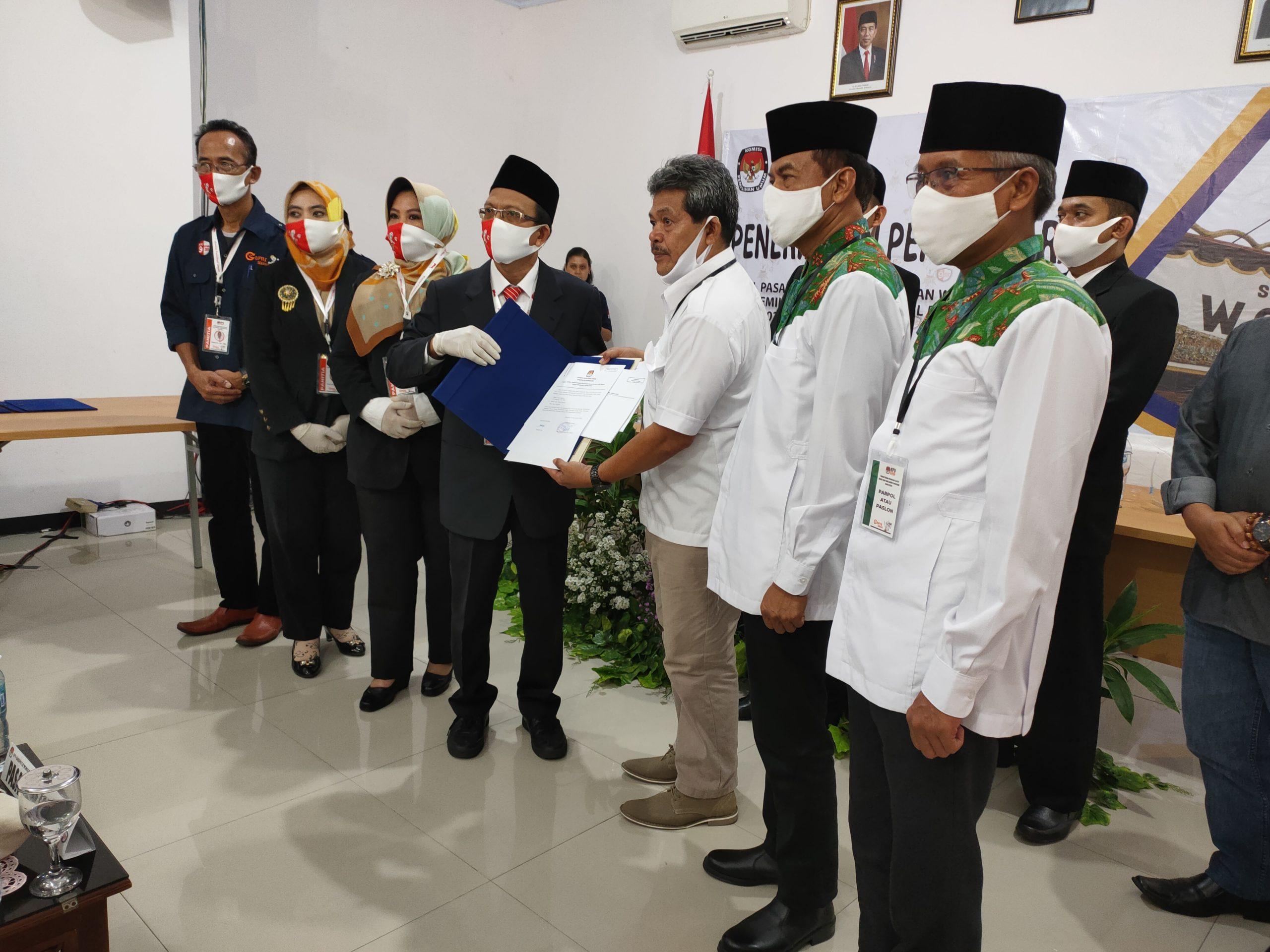Photo of Lawan Petahana, Harjo Targetkan Menang 60% Suara Pilkada Wonogiri