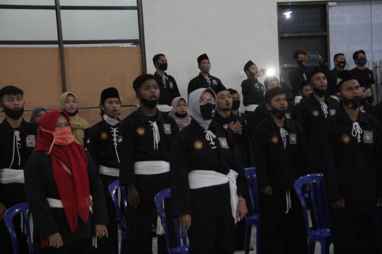 Photo of 62 Pendekar Baru PSHT Banjarnegara Disahkan
