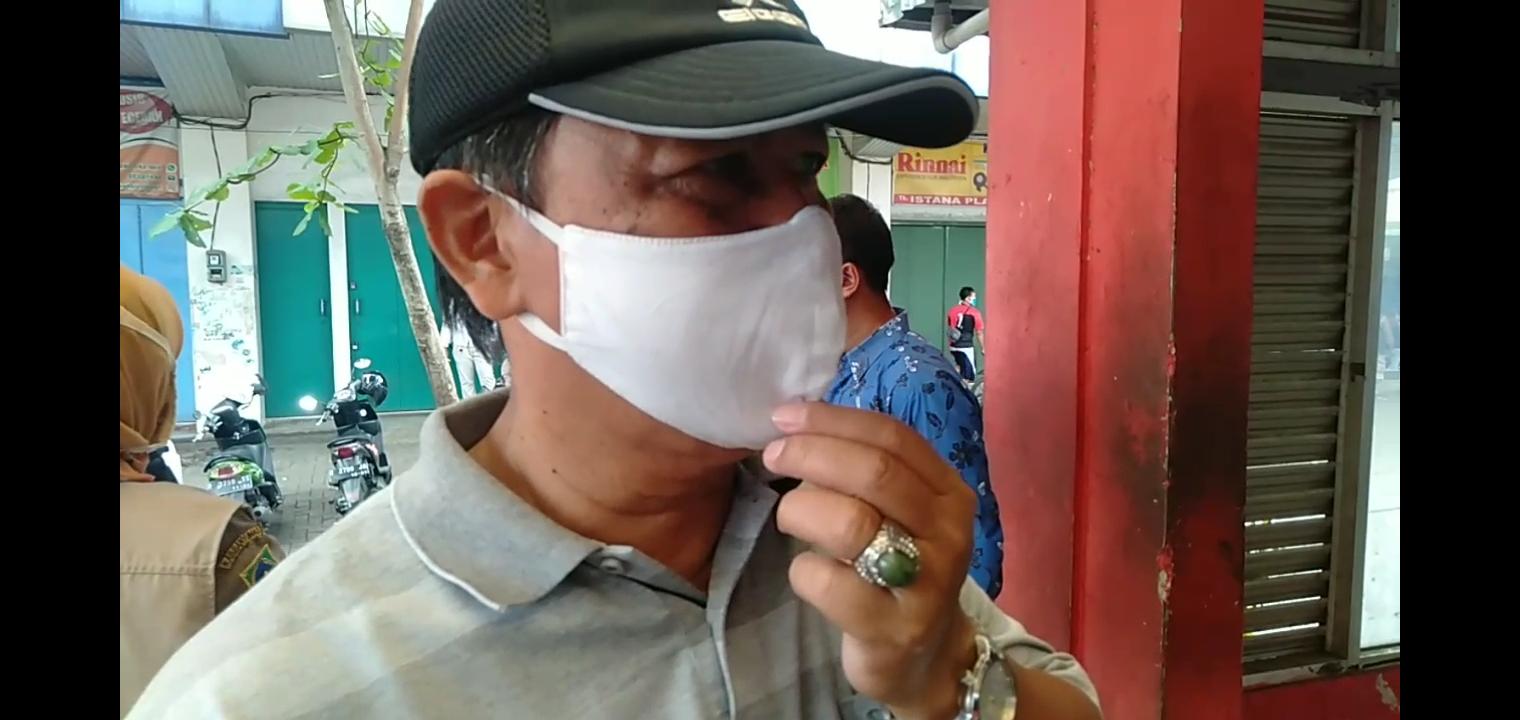 Photo of Dibangun Penampungan untuk Pedagang Korban Kebakaran Pasar Wage Purwokerto