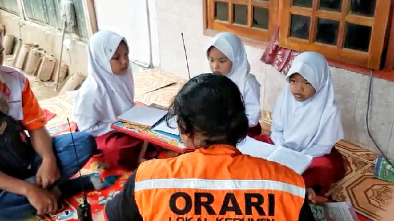 Photo of ORARI Kebumen Bantu Pembelajaran Jarak Jauh