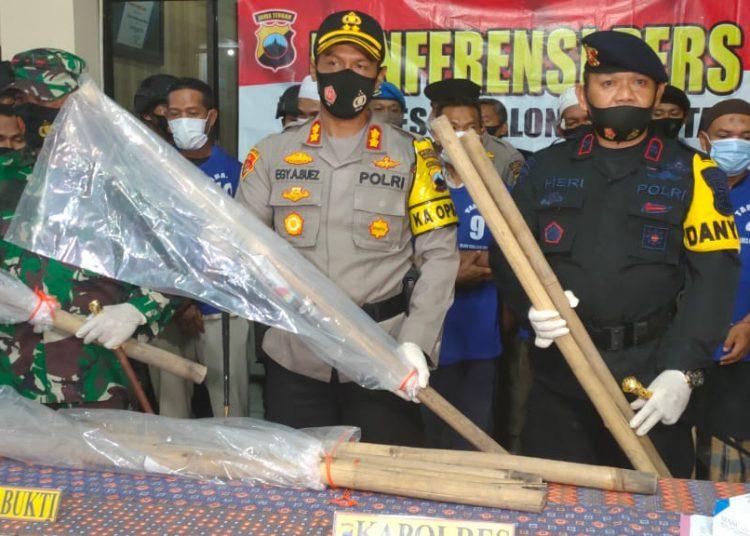 Photo of Polres Pekalongan Kota Tetapkan 11 Tersangka Kasus Keributan Peringatan HUT RI