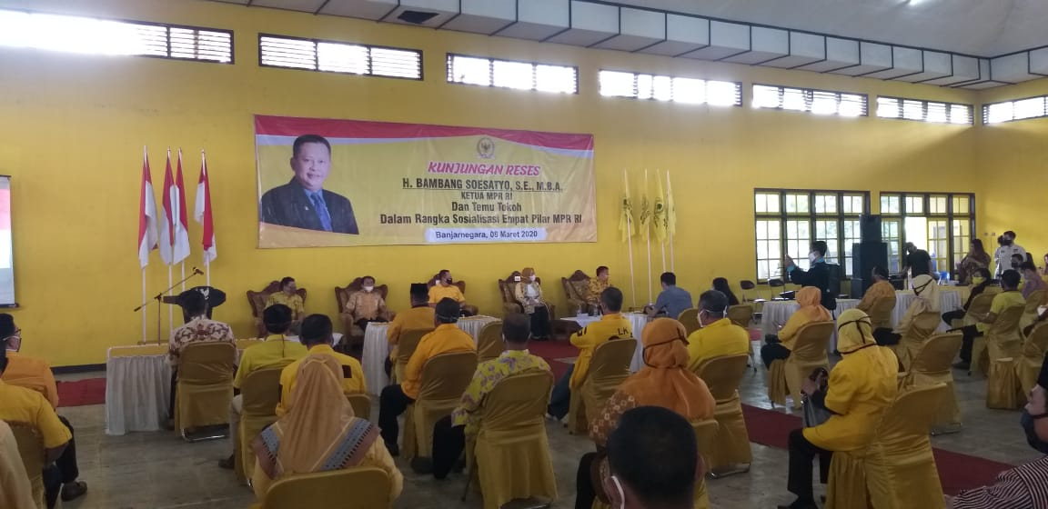 Photo of Ketua MPR Bambang Soesatyo Ajak Anak Bangsa Hargai Kebhinekaan