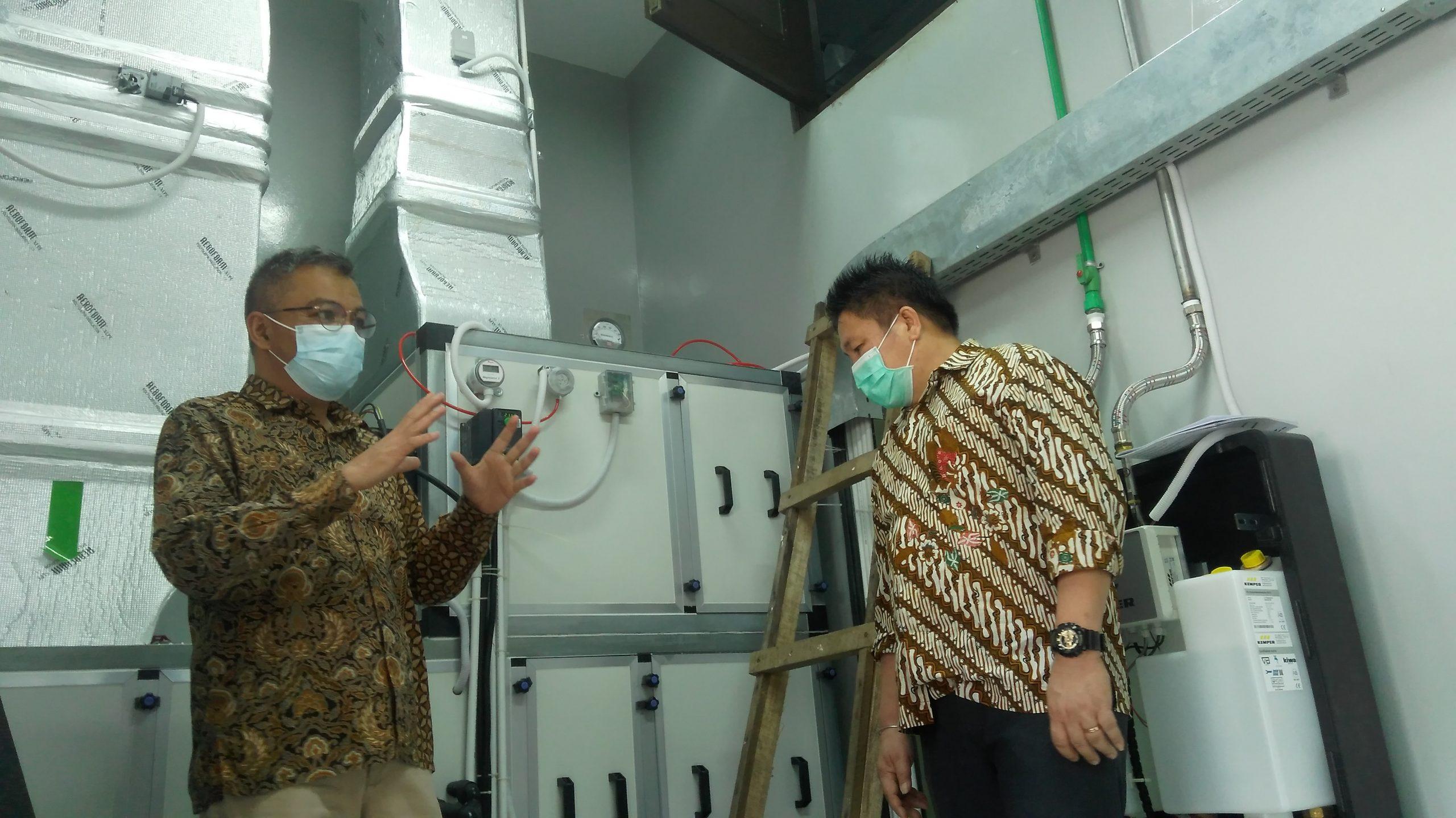 Photo of Telan Anggaran Rp 14 Miliar,UKSW Operasionalkan Laboratorium Deteksi Covid-19