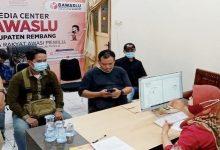 Photo of Pilkada Rembang, Dua Kubu Paslon Saling Lapor ke Bawaslu