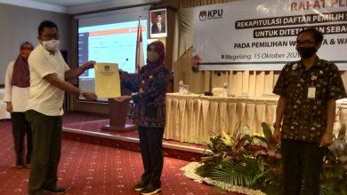 Photo of KPU Tetapkan 93.609 DPT Pilwakot Magelang
