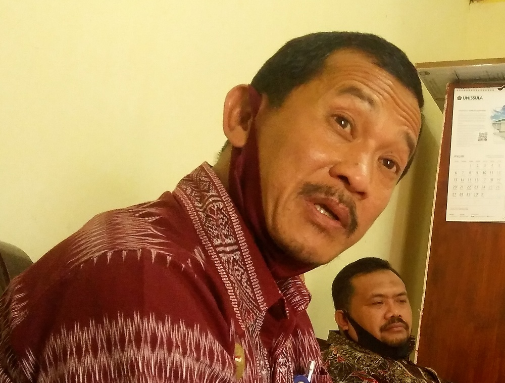 Photo of Dispermasdes Kabupaten Semarang Imbau Proyek Pertades Dikaji Ulang