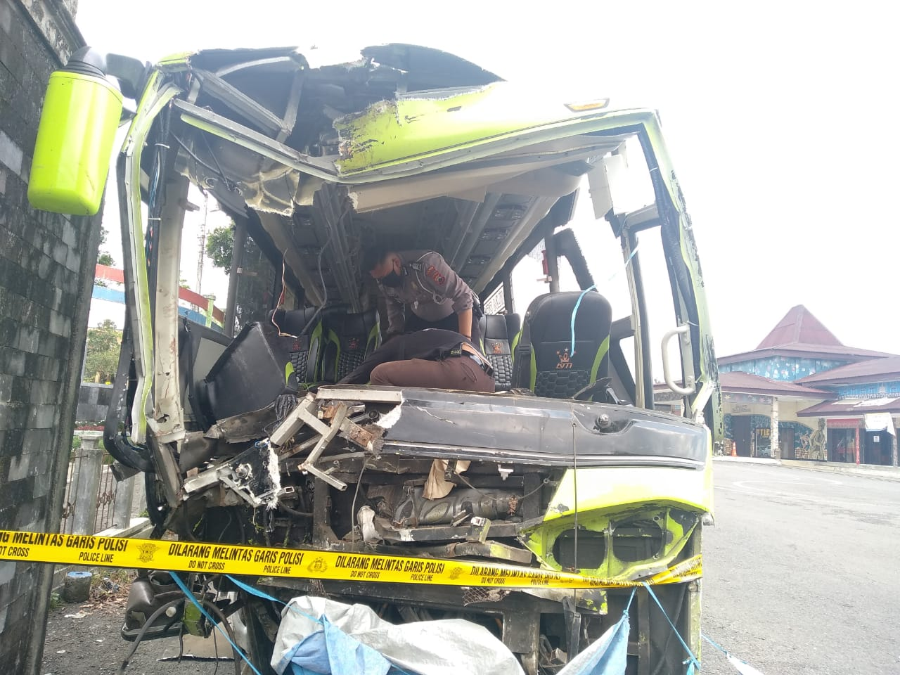 Photo of Bus Wisata Besar Dilarang Masuk Jalur Dataran Tinggi Dieng