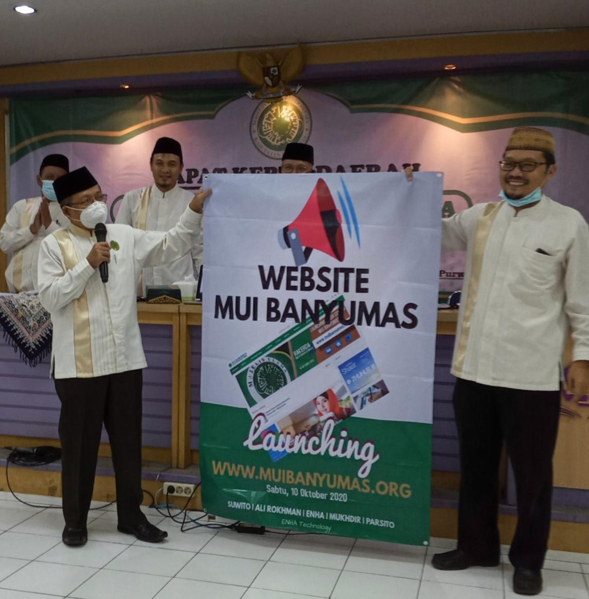 Photo of MUI Banyumas Resmikan Websitenya www.muibanyumas.org