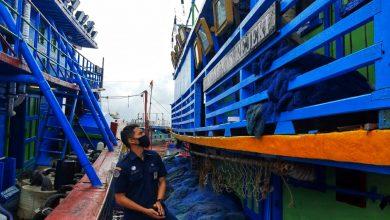 Photo of Syahbandar Pekalongan Cek Kelengkapan Kapal Nelayan Sebelum Berangkat