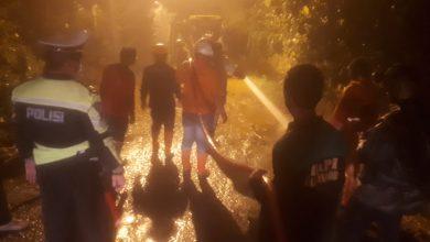 Photo of Diguyur Hujan Lebat, Jalur Wonosobo-Kalibeber Tertutup Longsor
