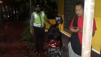 Photo of Pencuri Gabah Kabur Tinggalkan Sepeda Motor