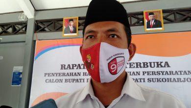 Photo of Debat Publik Pilkada Kloter Pertama, KPU Sukoharjo Berlakukan Aturan Ketat