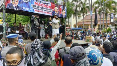 Photo of DSKS Tuntut Presiden Jokowi Putus Hubungan Diplomatik Dengan Perancis