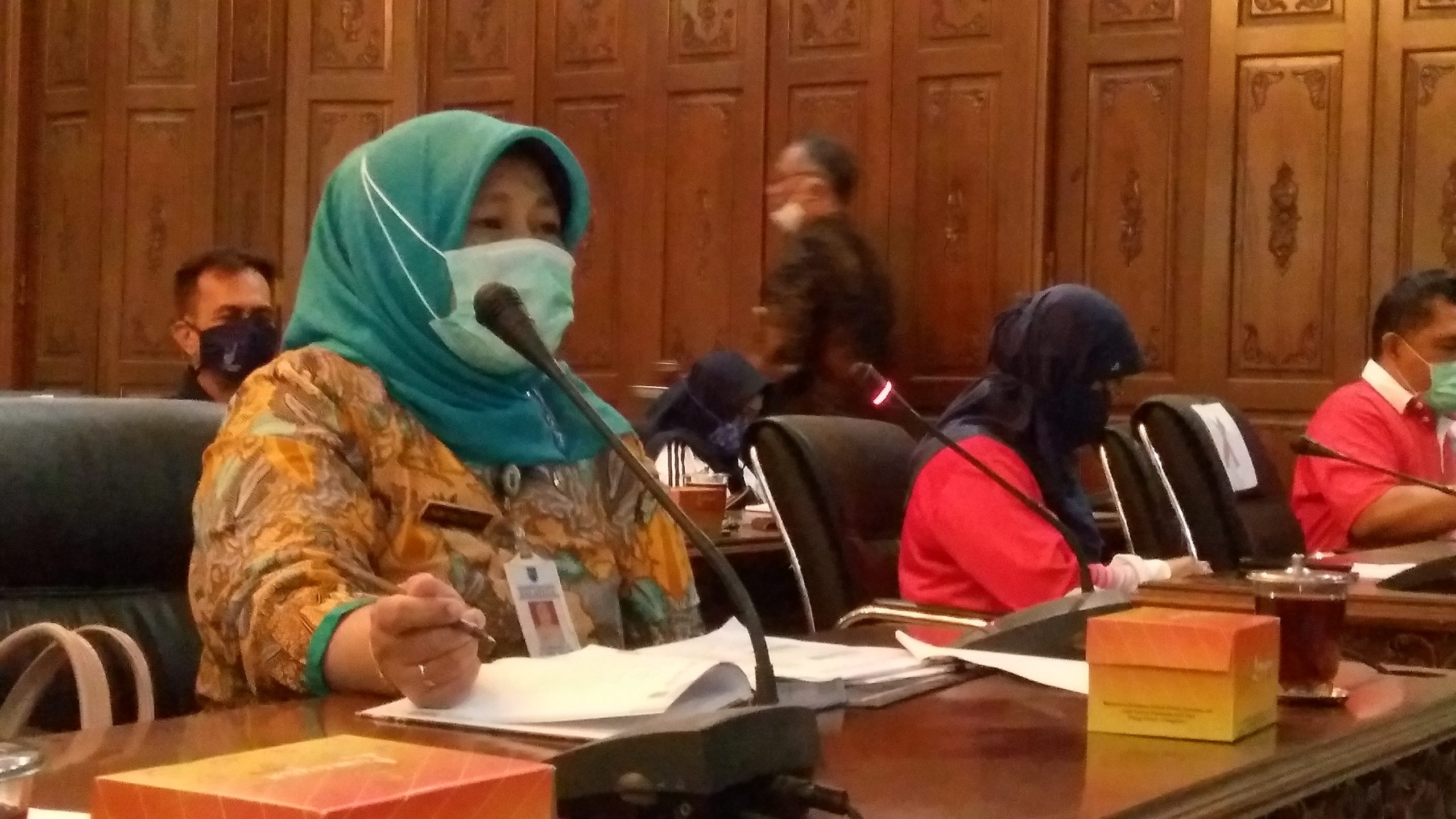 Photo of Komisi A DPRD Salatiga Ingatkan Penggunaan Dana Hibah Tidak Berdampak Hukum