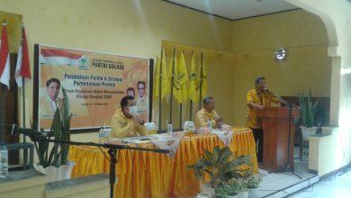 Photo of Jelang Pilkada, Golkar Kendal Latih Strategi Pemenangan untuk Ratusan Kadernya