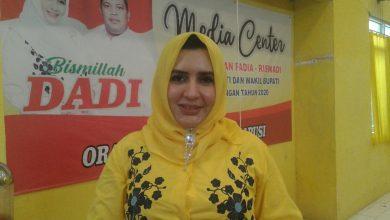 Photo of Terpilih Jadi Ketua Golkar Pekalongan, Fadia A Rafiq Targetkan Menang Pilkada