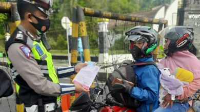Photo of Operasi Zabra Candi Hari Pertama, Ratusan Pelanggar di Wonosobo Kena Tegur