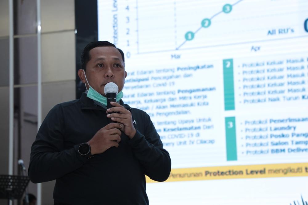 Photo of Pertamina RU IV Cilacap Raih Tiga Penghargaan K3