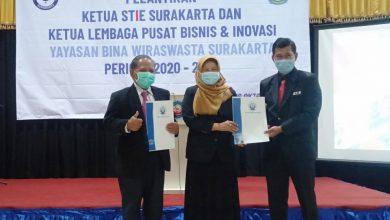 Photo of DR Pardi Jabat Ketua STIES Surakarta Periode 2020 – 2024