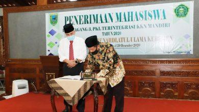 Photo of Mahasiswa KKN UMNU Kebumen Diminta Ikut Peduli Masyarakat Terdampak Covid-19