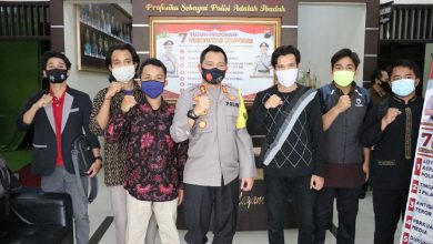 Photo of Temui Kapolres, Mahasiswa Kebumen Sayangkan Aksi Rusuh Penolakan Omnibus Law