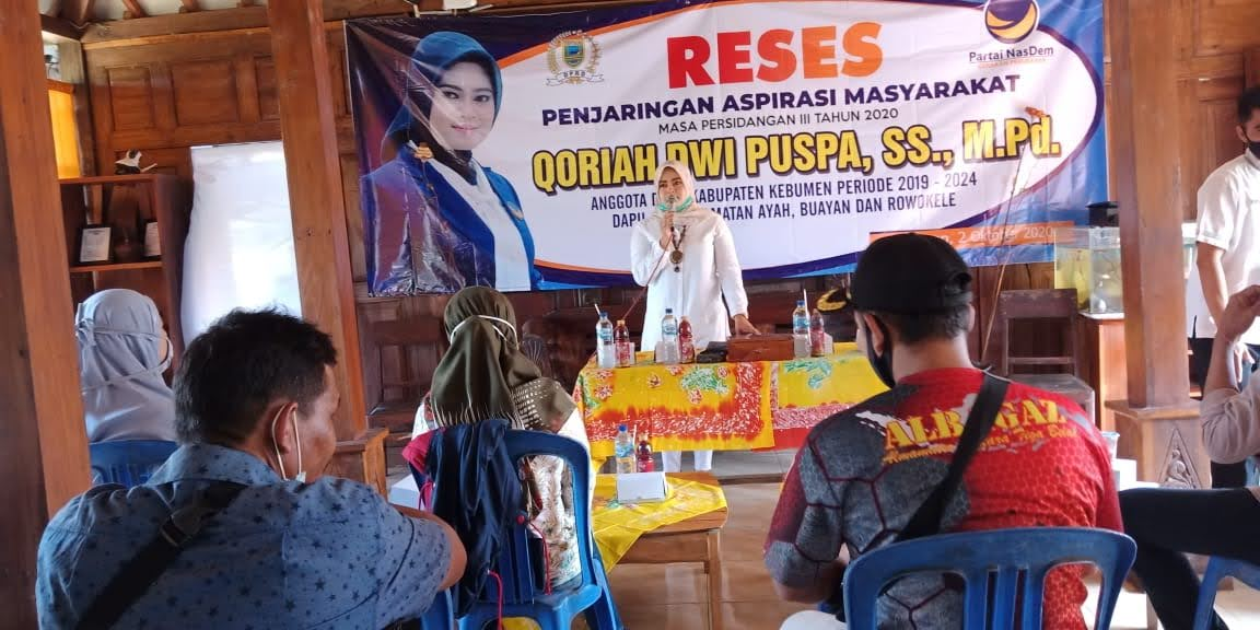 Photo of Bawaslu Kebumen: Kampanye Saat Reses bisa Berujung Pidana