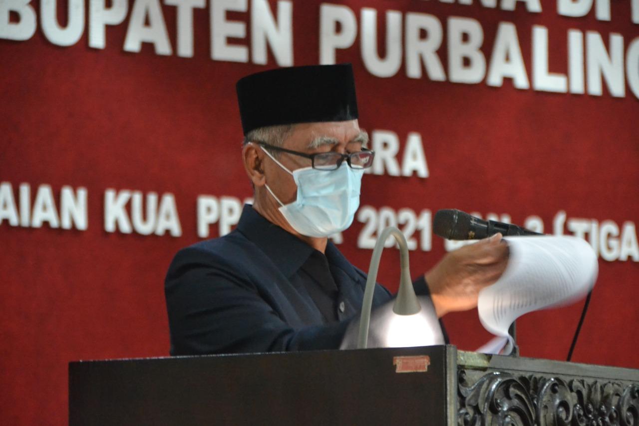Photo of Kabupaten Ketiga di Jateng, Purbalingga Susun Raperda Penanganan Covid-19