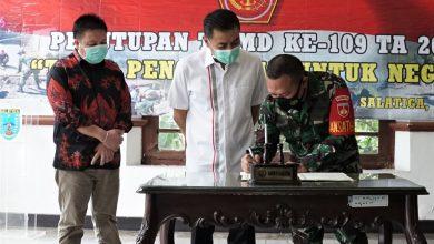 Photo of TMMD Sengkuyung III di Salatiga Garap  Betonisasi