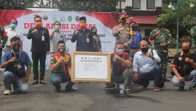 Photo of Komponen Masyarakat di Purbalingga Tolak Kerusuhan dan Aksi Anarkis