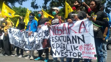 Photo of Terkait UU Omnibus Law, Bupati Temanggung Yakini Banyak Perbedaan Pendapat