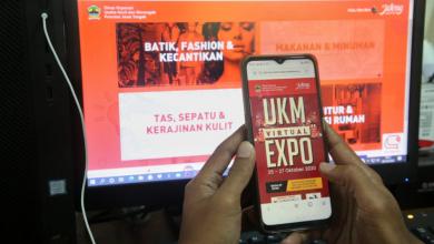 Photo of 104 Toko Online Jateng Pamerkan Produk UMKM di UKM Virtual Expo