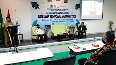Photo of Digagas Mahasiswa, Festival Pendidikan Matematika III Diikuti 500 Peserta