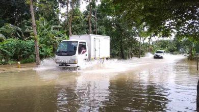Photo of Diguyur Hujan, Jalur Utama Banyumas – Cilacap Terendam