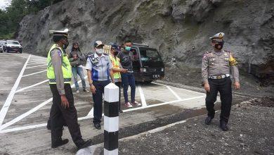 Photo of Antisipasi Lakalantas, Jalan Raya Bayeman Purbalingga Kini Miliki Jalur Penyelamat