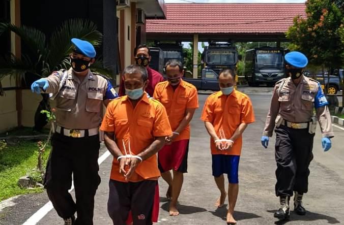 Photo of Polisi Cokok Pengedar Sabu Lintas Provinsi