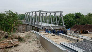 Photo of Terus Dikebut, Jembatan Lume Ditarget Selesai Akhir Bulan Ini