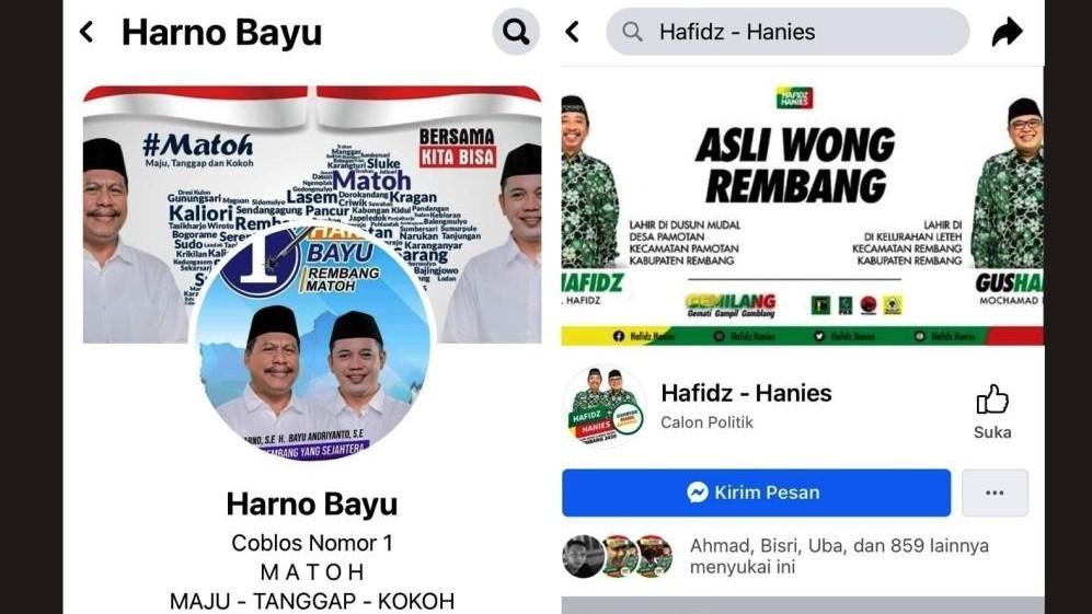 Photo of Pilkada Rembang, Tim Kampanye Dua Paslon Minta Bijak Gunakan Medsos