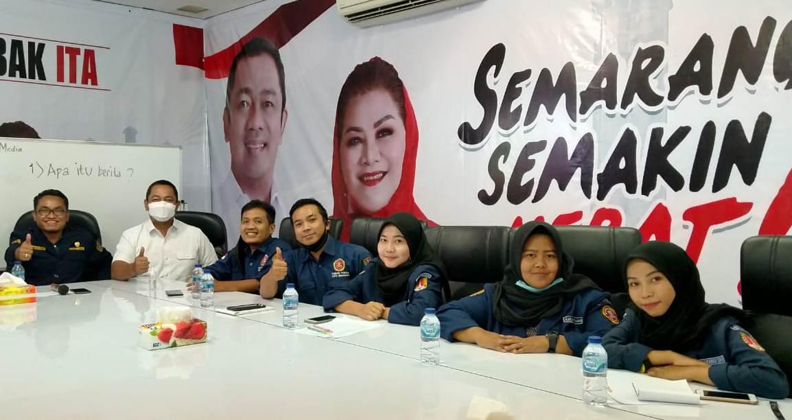 Photo of Karang Taruna Kota Semarang Latih Kadernya Bikin Konten Media Sosial