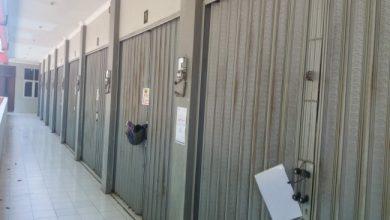 Photo of Pandemi Covid-19, Ratusan Kios dan Los di Pasar Ir Soekarno Tutup
